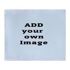 Add Image Throw Blanket Both Side Image #AddPhoto upload your own image #SportsBottles #PhotoPillows #HomeDecor #Custom #CustomMugs #CoffeeCups #PhotoCups #PhotoBlankets