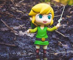 Nendoroid Link - The Legend of Zelda Wind Waker - http://www.jeuxvideo.org/2016/05/nendoroid-link-the-legend-of-zelda-wind-waker/