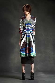 Clover Canyon | Fall 2014 Ready-to-Wear Collection | Style.com [Photo: Courtesy of Clover Canyon]