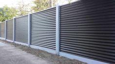Забор из профнастила в Тамбове