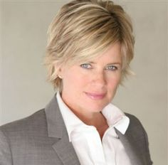 mary beth evans hairstyle - Google Search