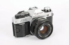 Canon AE-1 Program 35mm SLR