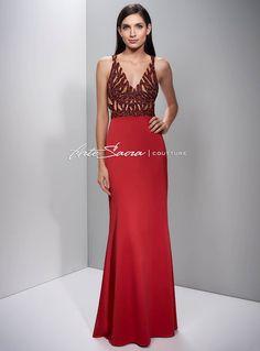 Vestido de festa vermelho para madrinha e formanda - Madrinhas de casamento