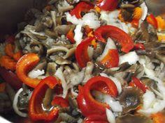 Hellena ...din bucataria mea...: Salata de ghebe - pentru iarna Caprese Salad, Food, Meal, Eten, Meals