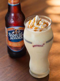 Samuel Adams Milk shake