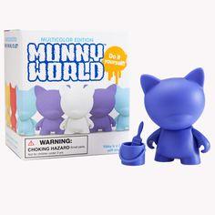 "Micro Trikky 2.5"" Multicolor Edition by kidrobot - Mindzai"