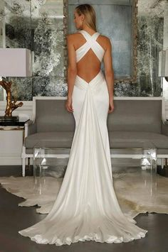 >> Beautiful Wedding ceremony Gown Designs  2015 Seashore Attractive Wedding ceremony Clothes Criss Cross Straps Pleats Mermaid Backless Bridal Robes Satin Summer time Fishtail New Bride Put on With Lengthy Practice Champagne Wedding ceremony Gown From Gardeniadh, $157.07| Dhgate.Com