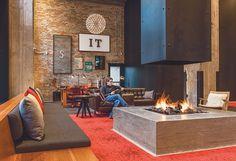 Interiors> Target Recreation Center - The Architect's Newspaper