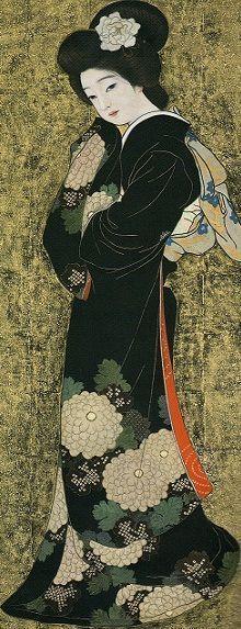 Kitano Tsunetomi (1880〜1947)