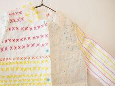 paper shirt kits from gg    紙でつくるシャツ キット[まほうの絵ふで] - gg : ジジのウェブ