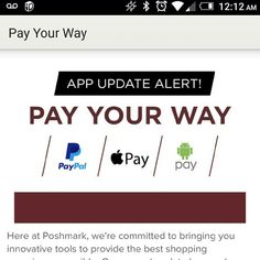 Postmark changed its policy Now u can pay through paypal Other