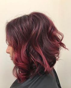 nice 45 Thrilling Ways of Achieving the Red Ombre Hair - Sassy Flames Check more at http://newaylook.com/best-red-ombre-hair/