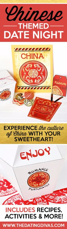Date Night Love these ideas for a Chinese themed date night! Cute printables with fun games and recipes!Love these ideas for a Chinese themed date night! Cute printables with fun games and recipes! Birthday Dates, Man Birthday, Birthday Ideas, Husband Birthday, Birthday Gifts For Girlfriend, Boyfriend Birthday, Creative Date Night Ideas, Inexpensive Dates, Date Night Recipes