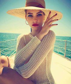 #chic #beach #model