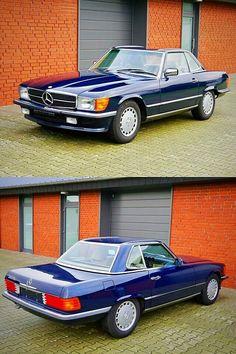 1980 Mercedes Benz 300 SL