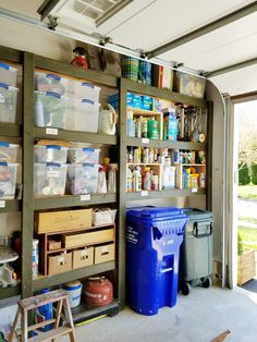 There are a range of important keys to produce the storage in garage is operating nicely. Moreover, you will find garage storage separates to provide you precisely everything you need without having to buy a whole set. Organisation Hacks, Garage Organization Tips, Garage Storage Shelves, Do It Yourself Organization, Garage Storage Solutions, Garage Shelf, Storage Hacks, Tool Storage, Storage Ideas