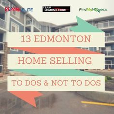 SELLING YOUR EDMONTON HOME? HERE'S OUR JUNE 2016 GUIDE FOR YOU TO FINALLY MAKE A PROFIT! http://mvnt.us/m274423  Remember to subscribe to our blog to get daily updates!  #homesforsaleedmonton #edmontonrealestate #edmontonproperties  #edmontonhousesforsale #teamleadingedge #findmyhouse | Visit us at FindMyHouse.ca | Powered by Team Leading Edge