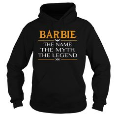 Barbie Legend Name Barbie  TeeForBarbie https://www.sunfrog.com/LifeStyle/130072300-846834994.html?31928