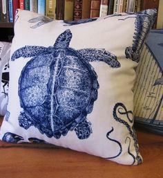 turtle pillow | Sea Turtle Pillow