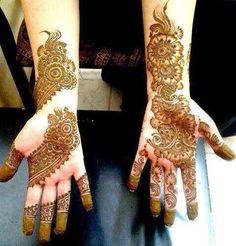 New Stylish Eid Mehndi Designs For Girls Designs Full Hand Mehndi Designs, Mehndi Designs For Girls, Bridal Henna Designs, Henna Designs Easy, Latest Mehndi Designs, Bridal Mehndi Designs, Mehandi Designs, Easy Henna, Heena Design