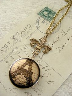 ♡ Love in Paris ♡ / Post card from Paris