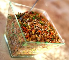 Saunf - multi coloured sugar coated fennel seed snack found in Indian-Pakistani restaurants After Dinner Mints, Indian Wedding Planning, Fennel Seeds, Fried Rice, Delish, Sweet Home, Spices, Herbs, Ethnic Recipes
