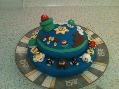 Mehr davon gibt's hier: www.mamikreisel.de/l/backe #Mamikreisel #Kuchen #Cakes #Torten #Sweet #Birthday #Birthdaycake #Backen #Cooking