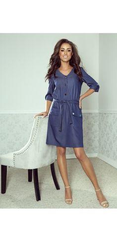 Sukienki codzienne - Kolekcja wiosenna || Sukienka na wiosnę Shirt Dress, Casual, Ann, Shirts, Dresses, Fashion, Vestidos, Moda, Shirtdress