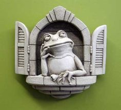 Froggy Dreams -- Carruth Studio: Waterville, OH