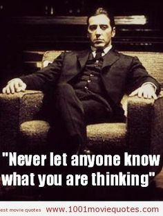 The Godfather: Part III (1990) | 1001 Movie Quotes