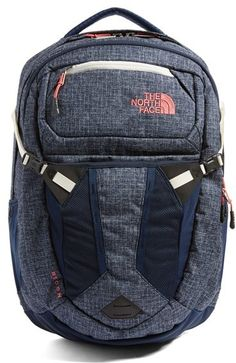 The North Face 'Recon' Backpack - Blue