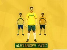 Download Alexandre Pato HD & FREE Wallpaper from our High Definition resolution ready to set your computer, laptop, smartphone. Enjoy our Alexandre Pato New Wallpaper.