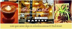 The City Bakery Daily  -- New York is my favorite city -- I love locally grown food and the places that serve it --