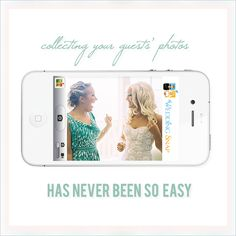 Collect all your wedding guests' photos instantly with Wedding Snap | Offbeat Bride