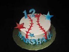 baseball cakes for boys - Google Search