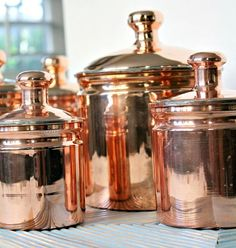 How to restore copper