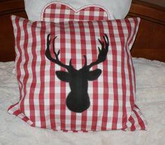 poduszka z jeleniem