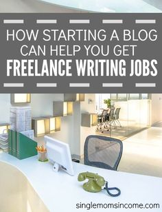 If you want to get freelance writing jobs one way to do it is to start a blog. Here's the story of how my mom landed freelance writing job without even trying, thanks to her new blog. http://singlemomsincome.com/how-my-mom-landed-a-freelance-writing-job-without-even-trying/