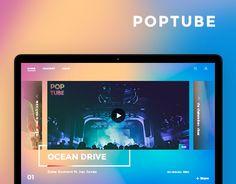 다음 @Behance 프로젝트 확인: \u201cPop Tube Concept\u201d https://www.behance.net/gallery/47848749/Pop-Tube-Concept