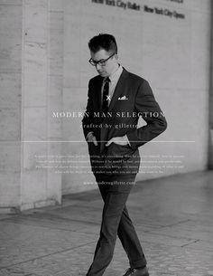 Gillette - The Modern Man Collection by Brandon Nickerson, via Behance