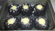 Rum cakes! With a pudding middle.. yummy!!!