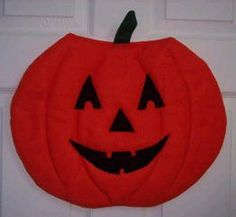 15 Sewing Pumpkin Patterns + 7 New Ideas - Free Halloween Projects to Make This Season