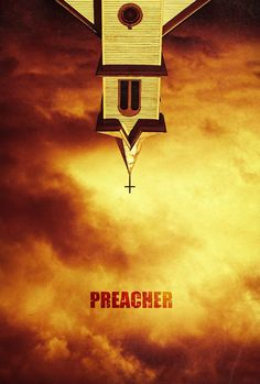 Preacher...a pretty messed up but darkly funny & excellent show :)