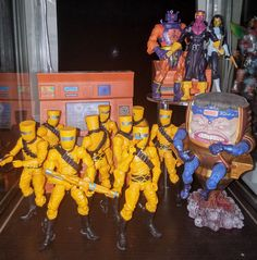 AIM - Prodigeek's Action Figure Collection