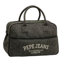 Bolsa de Viaje 50cm Pepe Jeans Graves Lleva todo lo que necesites a la hora de viajar en esta práctica Bolsa de Viaje Pepe Jeans Graves. Más detalles aquí https://goo.gl/zvdSoQ