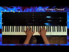 Zelda Skyward Sword - Fi's Piano Lament
