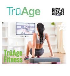 TRUAGE FITNESS WILL CHANGE THE WAY YOU EXERCISE   Who doesn't want to feel great physically, and feel great about themselves? If you can accomplish these two things, your quality of life will go up, period. At Morinda, we provide a variety of means for you to accomplish this, and that includes one of our newest ways: TruAge Fitness.  Look, I know what a struggle exercise can be. There are times when I'm great about going to the gym, and there are (many more) times when that seems like the…