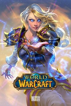 """World of Warcraft Jaina Poster """"Always remember that power is a double-edged blade."""" Celebrate the official key art of Jaina Proudmoore with this BlizzCon 2017 poster! World Of Warcraft, Art Warcraft, Warcraft Funny, Fantasy Characters, Female Characters, Naruto Characters, Character Art, Character Inspiration, Character Design"""