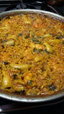 Quinoa, Carne Asada, Rice Dishes, Sin Gluten, Family Meals, Risotto, Food To Make, Curry, Brunch
