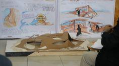 "Entrega tercera etapa primer año : ""vivienda del artesano del mar"""